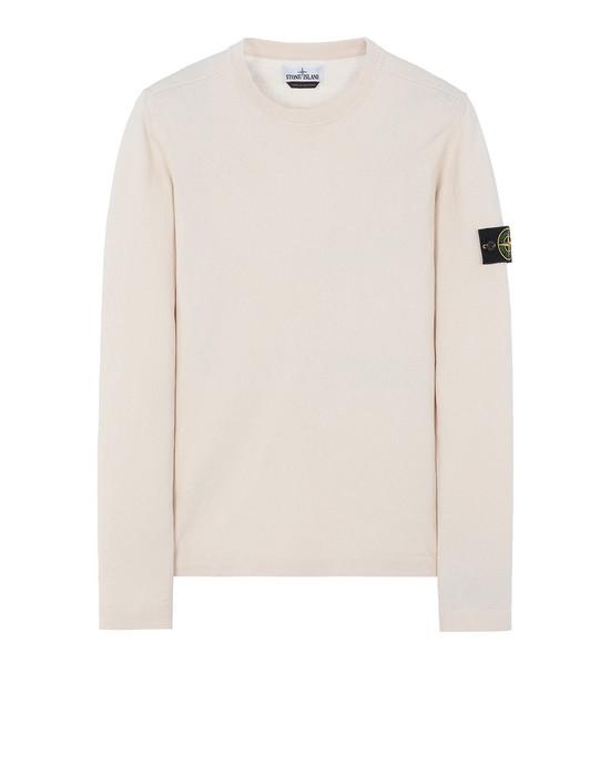STONE ISLAND 532B9 Sweater Man Beige