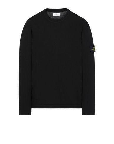 STONE ISLAND 532B9 Sweater Man Black USD 155