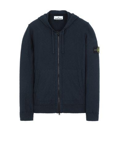 STONE ISLAND 530B0 Sweater Man Blue USD 284