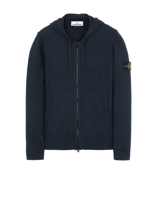 STONE ISLAND 530B0 Sweater Man Blue