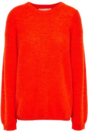 VANESSA BRUNO Brushed knitted sweater