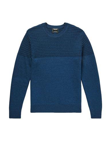 Фото - Мужской свитер TODD SNYDER синего цвета