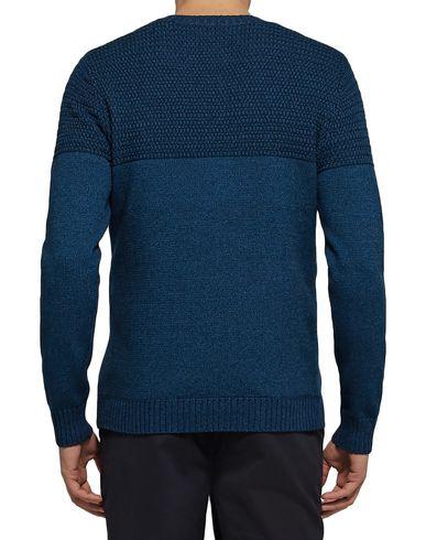 Фото 2 - Мужской свитер TODD SNYDER синего цвета