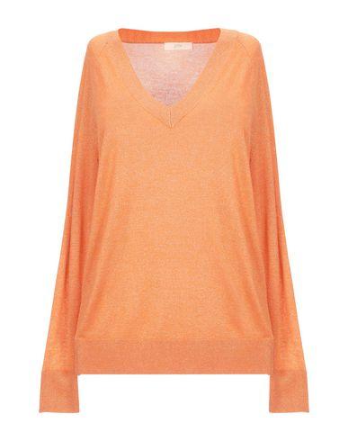 Купить Женский свитер JEFF оранжевого цвета
