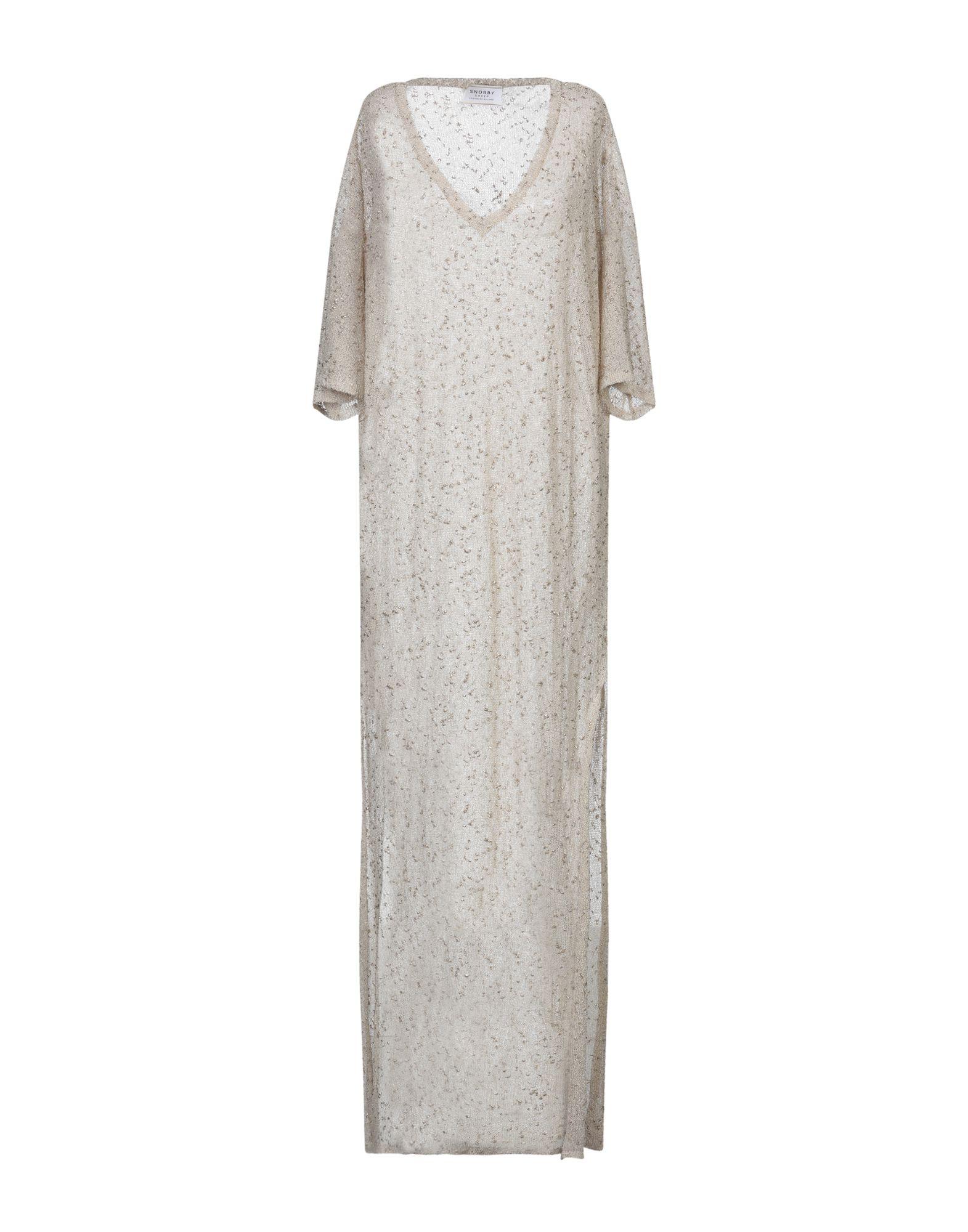 SNOBBY SHEEP Длинное платье