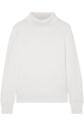 SIMON MILLER Doria cotton-blend turtleneck sweater