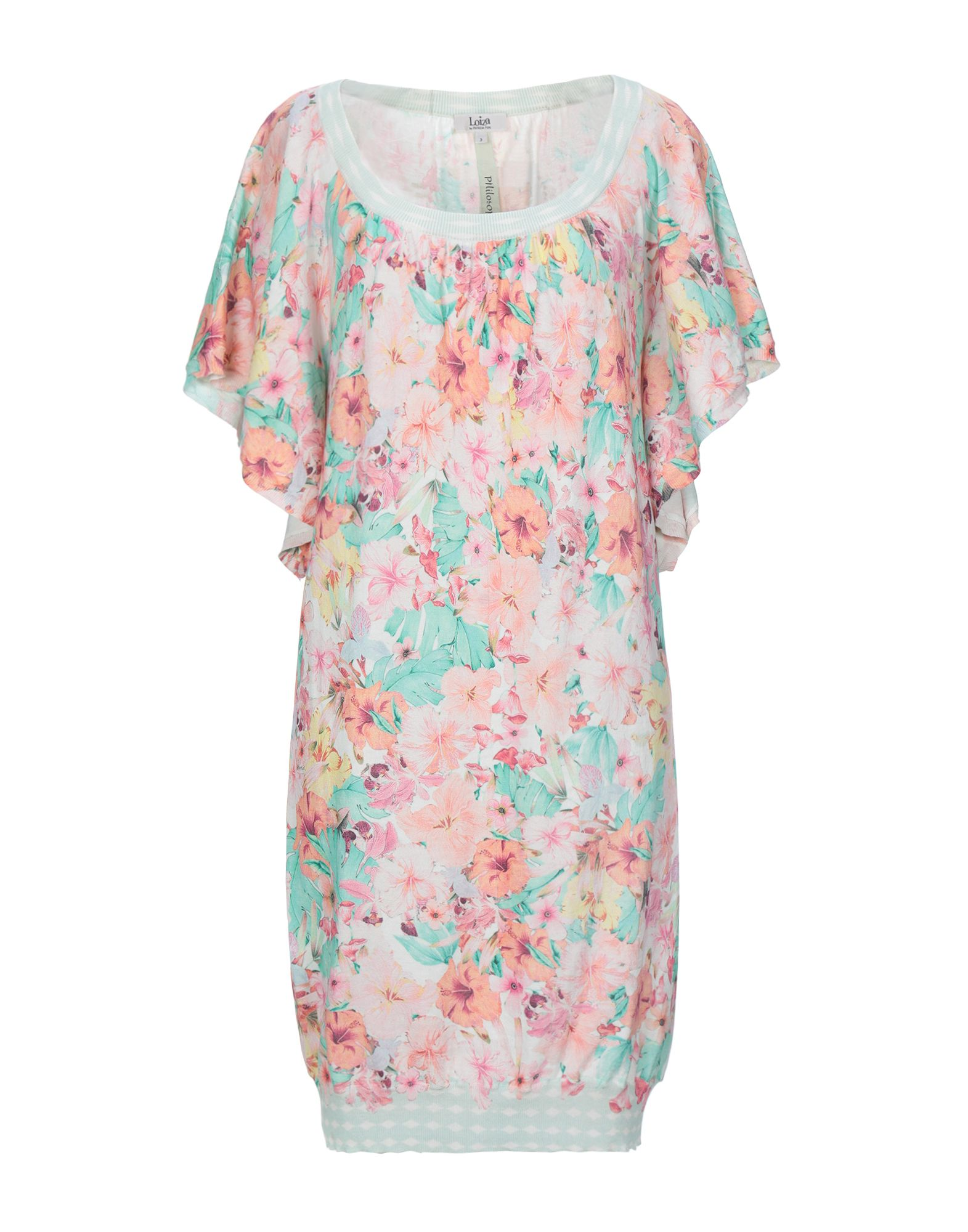 LOIZA by PATRIZIA PEPE Короткое платье цена