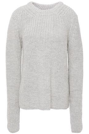 ANTIK BATIK Ribbed alpaca-blend sweater