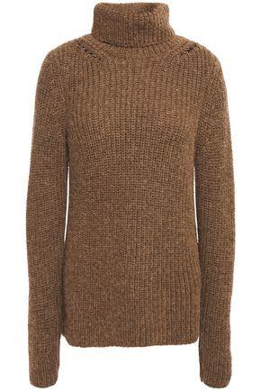 ANTIK BATIK Ribbed alpaca-blend turtleneck sweater