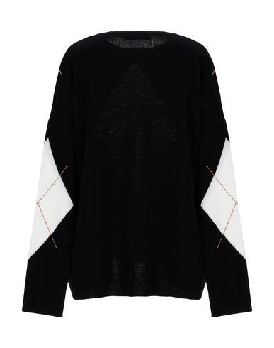 Фото 2 - Женский свитер GIADA BENINCASA черного цвета