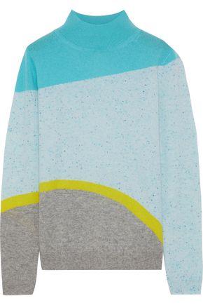 CHARLI Camy intarsia cashmere sweater