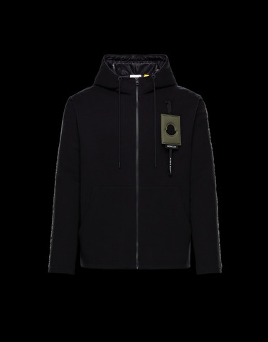 CARDIGAN Black 5 Moncler Craig Green