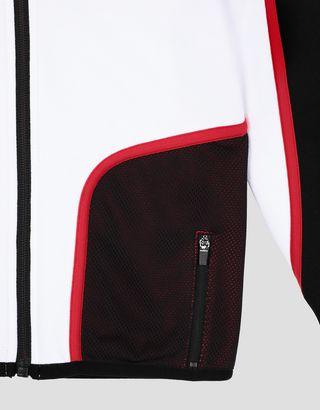 Scuderia Ferrari Online Store - Mini-me Infinity kids' unisex sweatshirt - Zip Sweaters