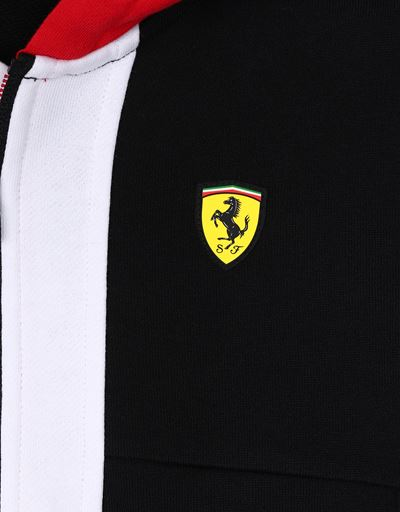 Scuderia Ferrari Online Store - Kids' unisex French Terry hoodie - Zip Sweaters