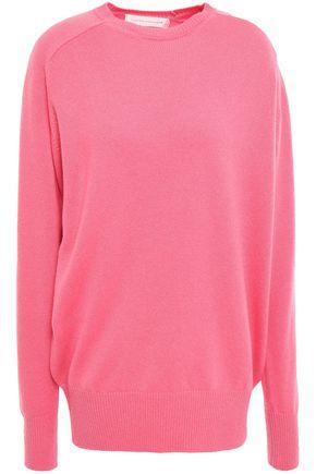 VICTORIA BECKHAM Oversized cashmere-blend sweater
