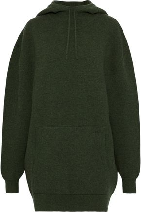VICTORIA BECKHAM Wool-blend hoodie