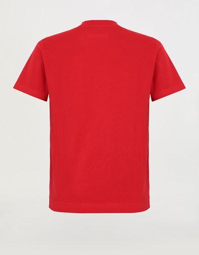 T-shirt enfant avec imprimé Scudetto Ferrari mini-me