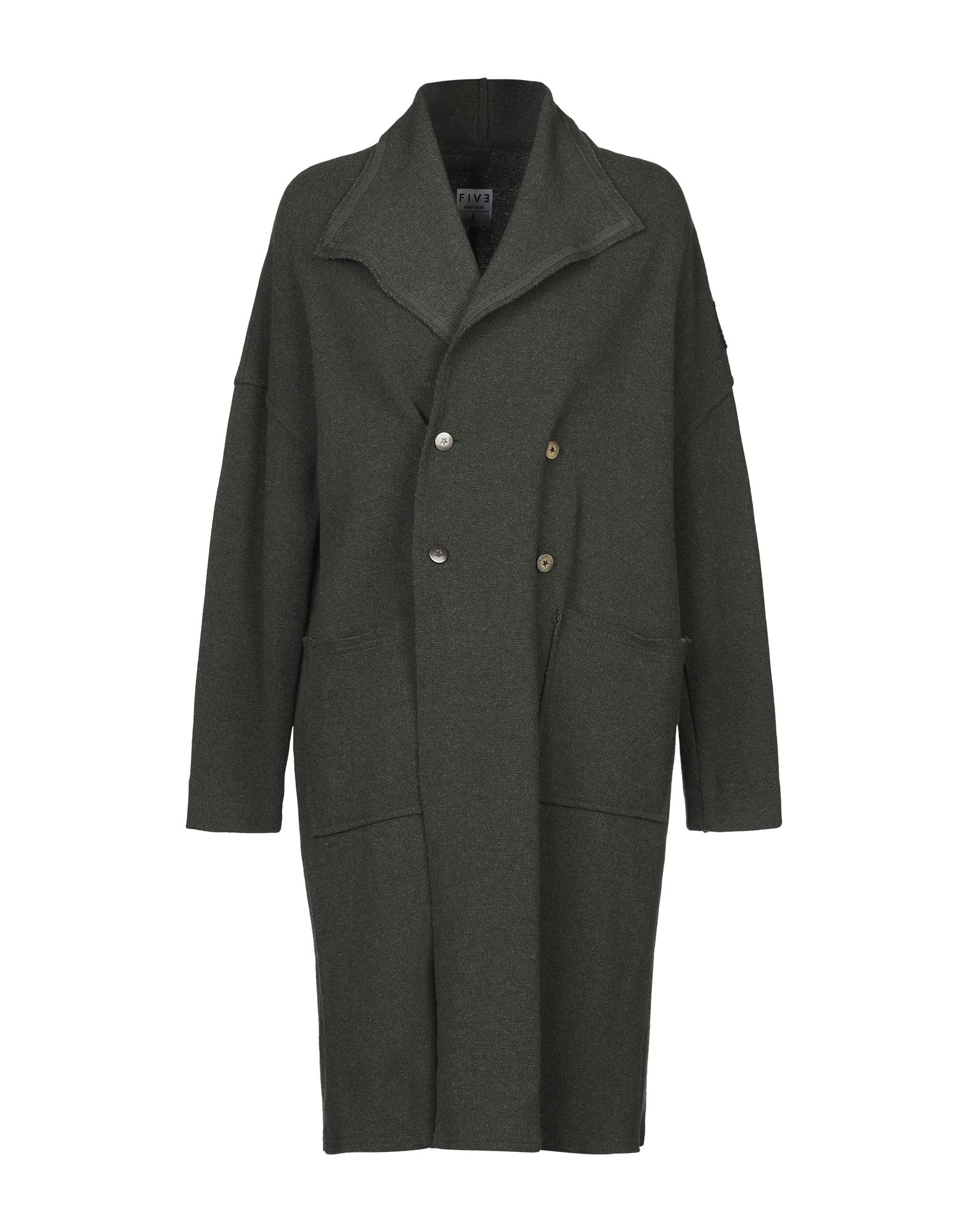 FIVE JEANS Легкое пальто