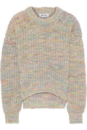 ACNE STUDIOS Zora marled knitted sweater