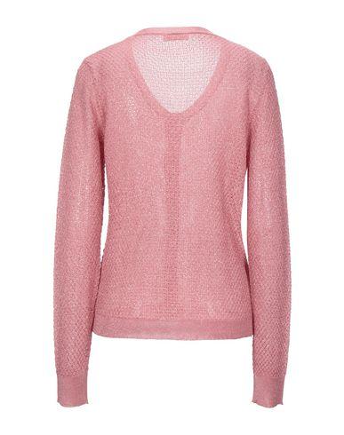 Фото 2 - Женский кардиган MOMONÍ пастельно-розового цвета