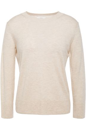 VINCE. Ribbed wool-blend sweater