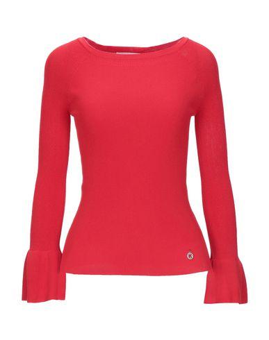 Фото - Женский свитер KORALLINE красного цвета