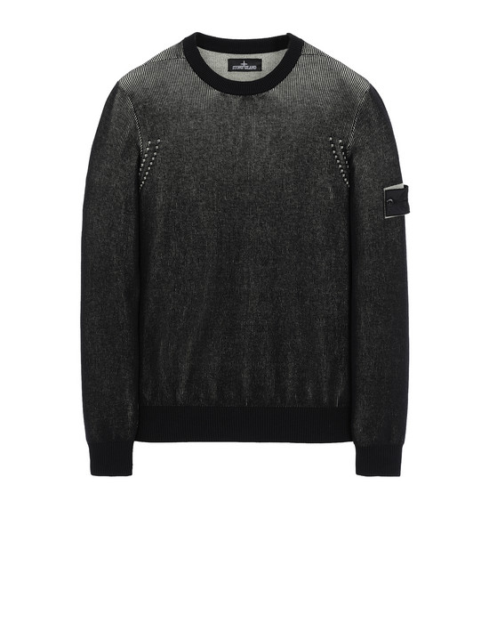 STONE ISLAND SHADOW PROJECT 509A1 CREWNECK VANISÉ Sweater Man