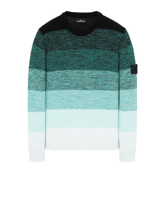 Sweater 507A4 GRADIENT KNIT CREWNECK STONE ISLAND SHADOW PROJECT - 0