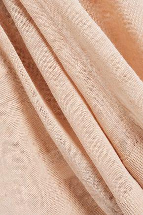AKRIS Linen-blend cardigan