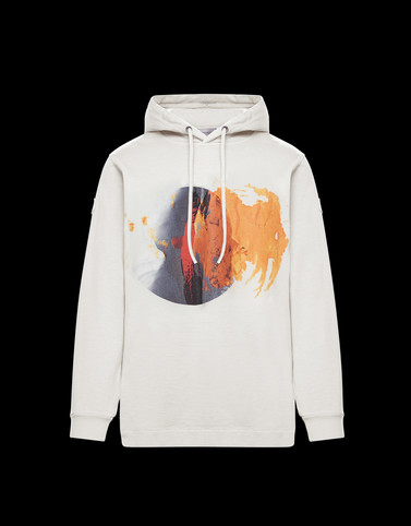 SWEATSHIRT White T-shirts & Tops Woman