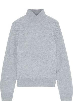 RAG & BONE Logan ribbed cashmere turtleneck sweater