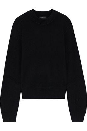 RAG & BONE リブ編みカシミヤ セーター