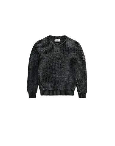STONE ISLAND JUNIOR Sweater Herr 517A3 f