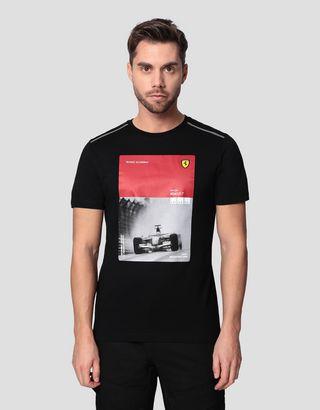 Scuderia Ferrari Online Store - T-shirt homme monoplace 248 F1 - T-shirts à manches courtes