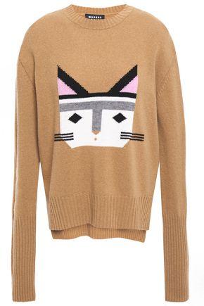 MARKUS LUPFER Megan intarsia wool sweater