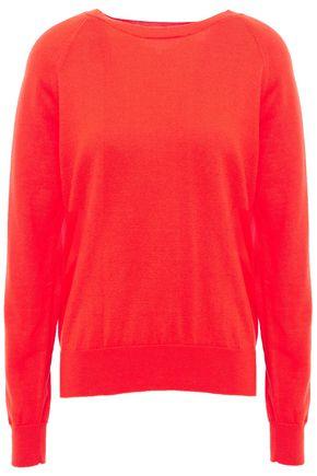 CHINTI & PARKER Striped cotton sweater