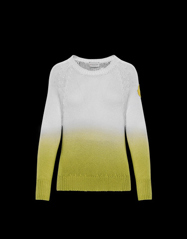 CREWNECK Yellow New in Woman