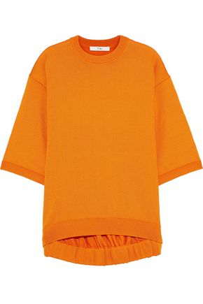 TIBI Oversized knitted top