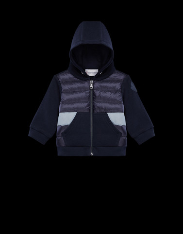 SWEATSHIRT Dark blue Baby 0-36 months - Boy Man