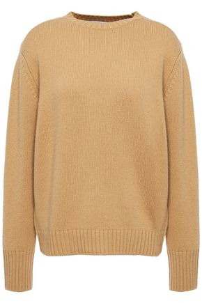 RE/DONE Wool and cashmere-blend sweater