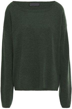 NILI LOTAN Loden cashmere sweater
