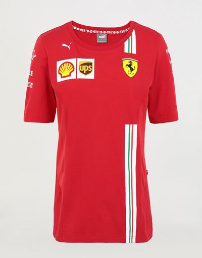 Women's Scuderia Ferrari 2020 Replica team T-shirt