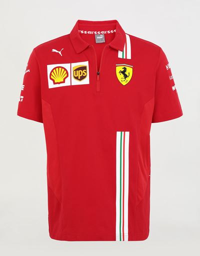 Scuderia Ferrari 2020 Replica men's team polo shirt