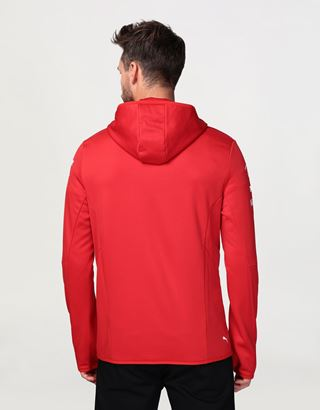 Scuderia Ferrari Online Store - Men's Scuderia Ferrari 2020 Replica team sweatshirt - Hooded Sweaters