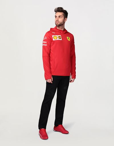 Sweat-shirt Scuderia Ferrari Replica 2020 homme