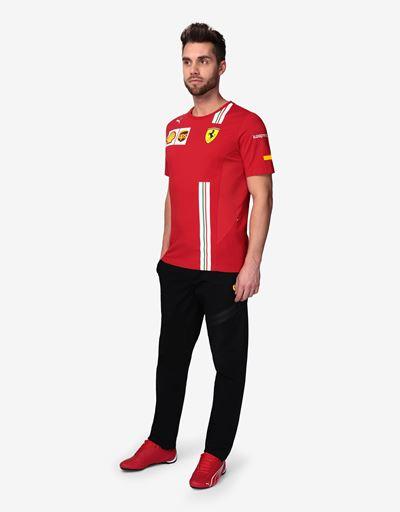 Scuderia Ferrari 2020 Replica Vettel T-shirt