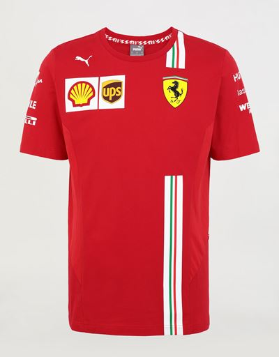 Scuderia Ferrari 2020 Replica Leclerc T-shirt