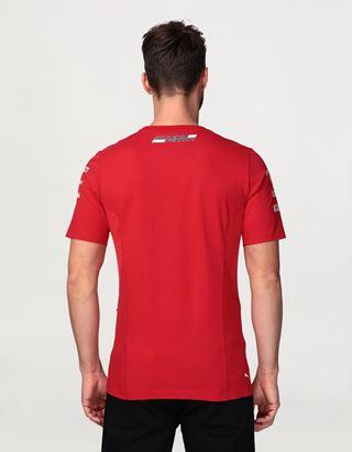 Scuderia Ferrari Online Store - 法拉利车队 2020 复刻版男士 T 恤 - Short Sleeve T 恤