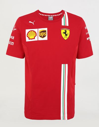 Men's Scuderia Ferrari 2020 Replica team t-shirt
