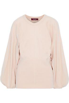SIES MARJAN Jodie cutout wool-blend sweater